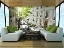 Morning in Paris  Wall Mural Photo Wallpaper GIANT DECOR Paper Poster Free Paste
