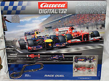 CARRERA  DIGITAL 1/32 scale RACE DUEL slot car Race Track Set #30175