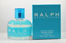 Ralph by Ralph Lauren for Women, Eau De Toilette Natural Spray 3.4 oz NIB