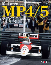 JOE HONDA Racing Pictorial by HIRO Photo Book No.30 : McLaren MP4/5 1989