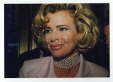 Kim Basinger - Vintage Candid Photo by Peter Warrack - Previously Unpublished