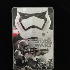 Star Wars Stormtrooper The Force Awakens Metal Tin Gift Storage Sale