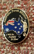 AUSTRALIA PERTH MISSION Lapel Pin mormon lds