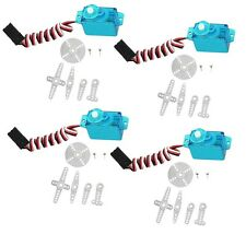 4pcs 5g rc Servo mini micro for Rc helicopter Airplane Foamy Plane U