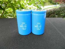 2 X 18K/100V NIPPON CHEM-CON P.S. CAPACITORS-SAE, ADCOM,H/K CITATION 16, MARANTZ