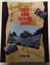 Peace of Mind in Earthquake Country by Peter I. Yanev (1991, Paperback, Revised)