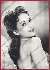 JEAN KENT 02 ATTRICE ACTRESS ACTRICE CINEMA MOVIE STAR UK Cartolina FOTOGRAFICA