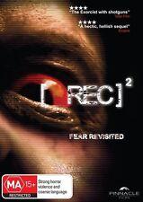 Rec Spanish New DVD Region 4 Sealed