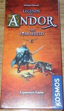The Star Shield Legends of Andor Expansion Game Thames