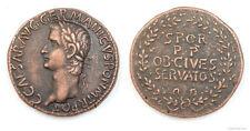 Roman Æ Sestertius di Caligola