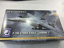 """Hasegawa SP323 Ace Combat F-15E Strike Eagle """"Garuda 1"""" 1/72 scale kit"""