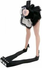 Very Cute Novelty IPAD STAND..French Maid's Sexy Legs with Diamentes..Great Gift
