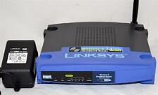 Linksys WRK54G Version 1.1 Wireless G Broadband Router with 4-Port Switch