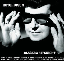 ROY ORBISON Black & White Night CD NEW w/ K.D. Lang Bonnie Raitt Tom Waits