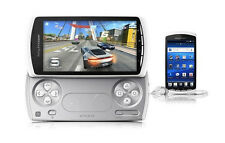 New Sony Ericsson XPERIA PLAY R800i 1GB 5MP Unlocked White Android Smart Phone