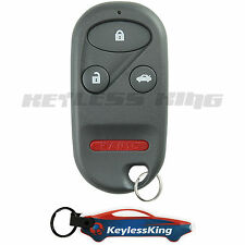 Replacement for 1996-2002 Honda Accord Key Fob Remote 4btn, A269ZUA101