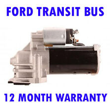 FORD TRANSIT BUS VAN 2.0 2.4 2000 - 2006 FULLY REMANUFACTURED STARTER MOTOR