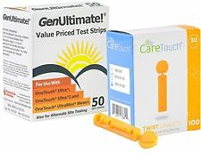Blood Glucose Test Strips for Use One Touch Ultra Ultra 2 and Ultra Mini Meter