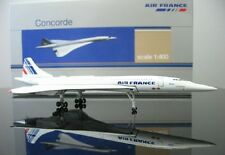 Socates Air France Concorde F-BVFB 1:400 Diecast Model