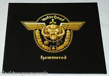 Motorhead Hammered LP + Overnight Sensation CD New /Sealed Special Offer