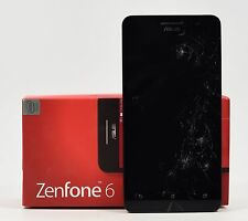 "OPEN BOX- ASUS ZenFone 6 A601CG Red (Factory Unlocked)  16GB - 6"" - Dual Sim"