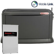 Honeywell 20kW Alum Home Standby Generator System (200A Service Disconnect + ...
