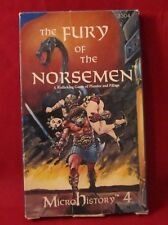 THE FURY OF THE NORSEMEN METAGAMING MICROHISTORY 4 (1981) OPEN