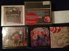 The Zombies,Time Of The Season,Complete, Lim.Japan 3 CD Box & Gifts (1993),RAR!!