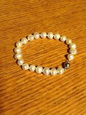 NEW!!! Gorgeous Freshwater Pearls Vogue Pearls Costa Rica Bracelet 21 Pearls NEW