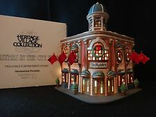 "Dept 56 Christmas in the City ""Hollydale's Department Store"" retired 1997"