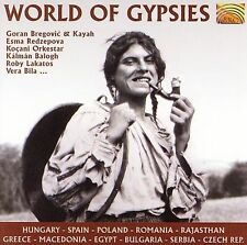 Various Artists-V 1: World Of Gypsies CD NEW
