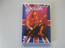 VENOM-LIVE IN LONDON- AT THE HAMMERSMITH ODEON THEATRE-ALL REGIONS DVD