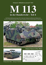 Tankograd 5035 M113 in the Modern German Army Part 4