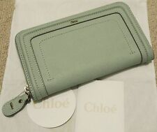 Chloe Leather  Wallet Purse  Authentic & MADE IN ITALY