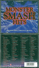 Monster Smash Hits 7 (1998) BOX 4CD NUOVO Boney M Rrivers of Babylon M Pop Musik