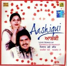 CHAMKILA / AMARJOT - AASHIQUI - NEW PUNJABI CD SONGS - FREE UK POST