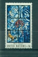 Nations Unies New York 1967 - Michel n. 189 - Marc Chagall