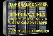 WINDOWS /LINUX VPS+3GB RAM+220GB HDD+2 CORES+DEDICATED IP+UNLIMITED BANDWIDTH!!