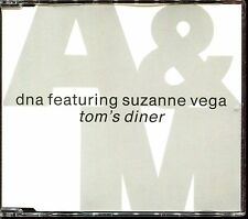 DNA FEATURING SUZANNE VEGA - TOM'S DINER - CD MAXI [2369]