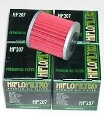 KAWASAKI KXF 450 KXF450 HIFLO OIL FILTERS 4 FILTERS IN PACK TO FIT 2016 x 4 DEAL