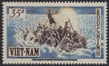 VIETNAM du SUD N°56** Type Exode, 1956 South VietNam Sc#54  Refugees on raft MNH