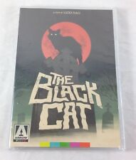 Lucio Fulci The Black Cat 1981 DVD Edgar Allan Poe Classic Italian Horror Giallo
