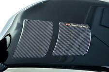 Carbon Fibre Finish Side Tank Protectors Pads - Ducati Diavel - All Years