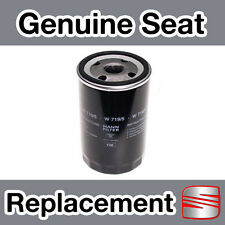 Genuine Audi 80 (89/8C) 1.6, 1.8 8v, 2.0 8v (87-96) Oil Filter