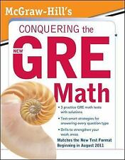Conquering the GRE Math