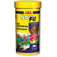JBL NOVOFIL ** Bloodworm ** 100ml ** cibo per pesci
