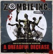 ZOMBIE INC. - A Dreadful Decease /ex PUNGENT STENCH  (Jewelcase CD) Neu !