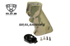 A.P.S. AR Fiber Airsoft Toy Pistol Grip For AEG (Multicam) APS-AER036MC