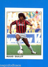 CALCIATORI PANINI 1991-92 -Figurina-Sticker n. 360 - GULLIT - MILAN -New