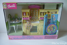 ►►►► Décor Collection Barbie / B6273 Coffret cuisine [New-Sealed]